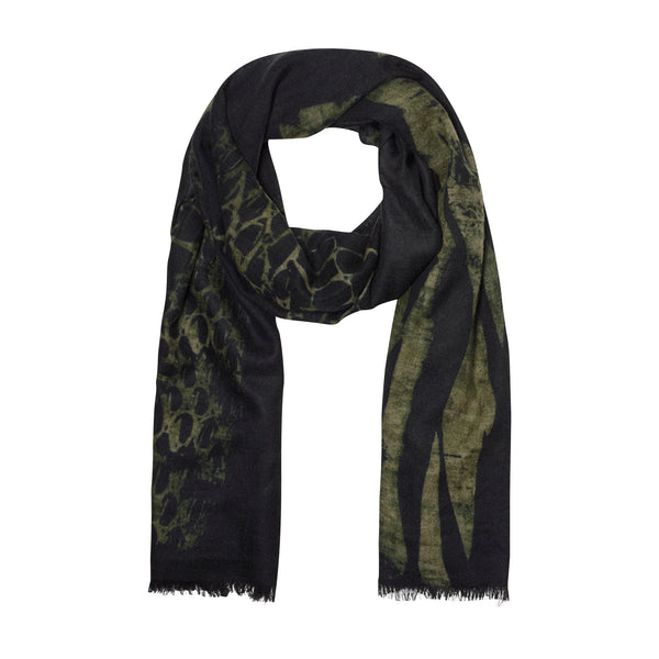 THE GATOR OBLONG SCARF