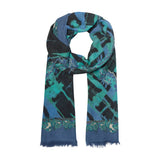 THE GREECE OBLONG SCARF