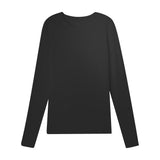 CALIFORNIA CASHMERE LONG SLEEVE TEE