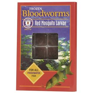 San Fransisco Frozen Bloodworm Cubes 1.75oz