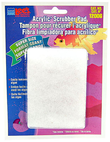 Lee's Acrylic Scrubber Pad