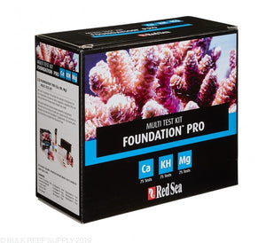 Red Sea Reef Foundation Ca/Alk/Mg Test Kit