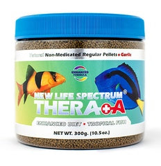 New Life Spectrum THERA+A Naturox - Medium Sinking Pellet (1mm-1.5mm) 150g