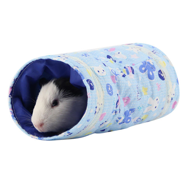 Cute Hidey Tunnels for your piggie C & C space