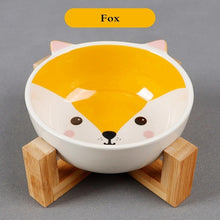 Load image into Gallery viewer, Pet bowls that look right back at you