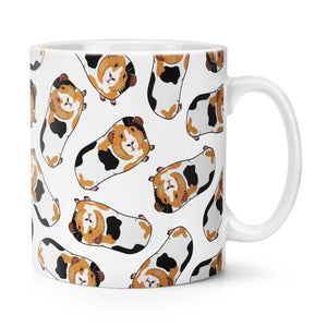 All Guinea pig lovers need a guinea pig mug!