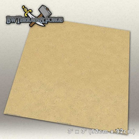 Forge Mats: Desert Sands - Desert Themed Gaming Mat - bw-terrain-forge