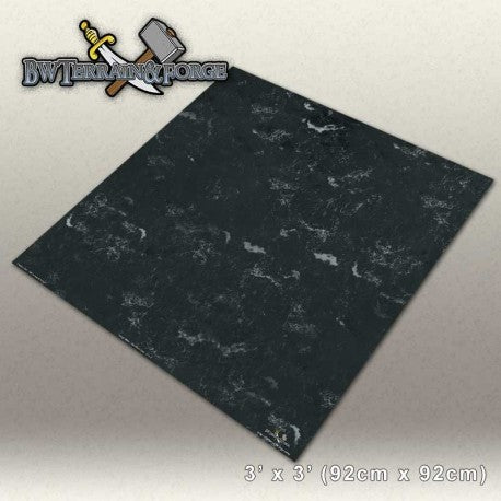 Forge Mats: Northern Sea - Black Sea themed gaming mat - bw-terrain-forge