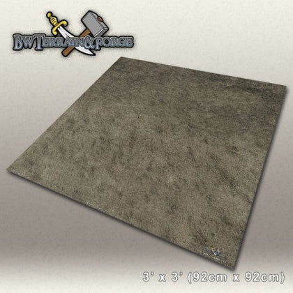 Forge Mats: Wasteland - Desolate Badlands Themed Gaming Mat - bw-terrain-forge