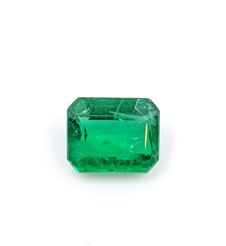 Loose Natural Emerald