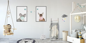 Petite Papaya Kids' Room Decor