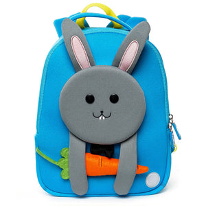 Neoprene Water Resistant Backpack With Reins Riley Rabbit