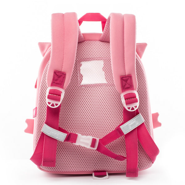 Neoprene Water Resistant Backpack With Reins Polly Pig