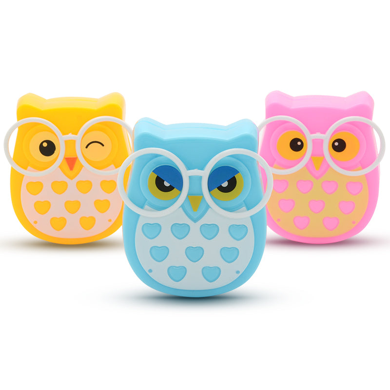 Mini Owl Plug In LED Night Light