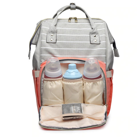 LEQUEEN Diaper Bag Backpack