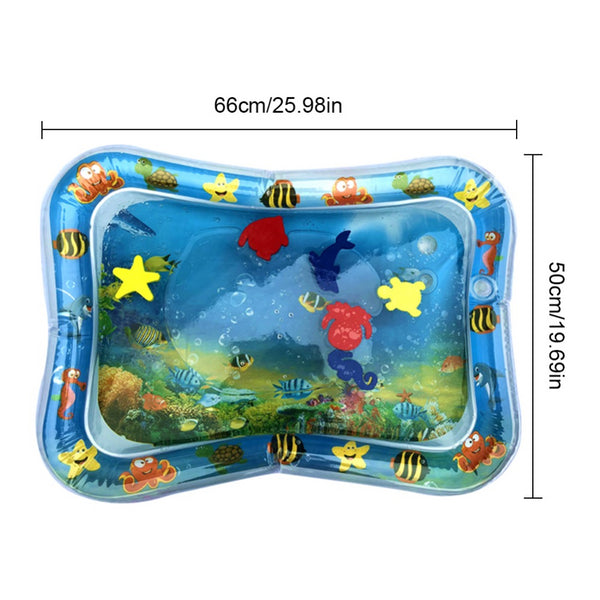 Inflatable Water Baby Mat for Tummy Time