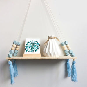 Little Wooden Hanging Shelf