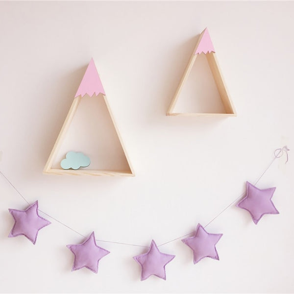 Decorative Star Garland