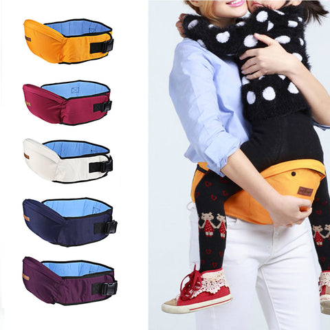 Baby Hip Seat Carrier Ergonomic Waist Stool