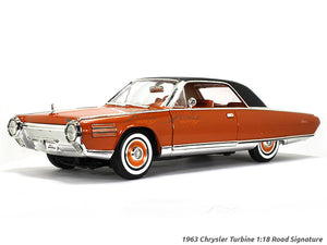 The Chrysler Turbine Car