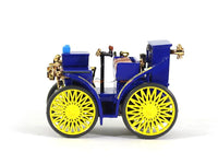 1898 Peugeot LeClair Michelin 1:43 Altaya diecast Scale Model Car