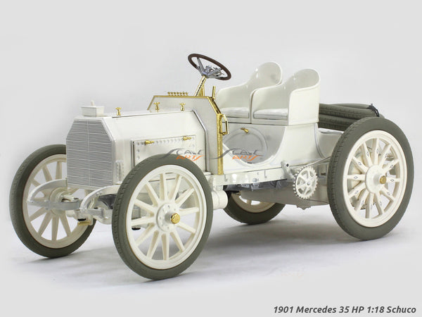 1901 Mercedes 35 HP 1:18 Schuco diecast Scale Model Car