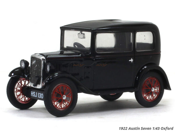 1922 Austin Seven 1:43 Oxford diecast Scale Model car