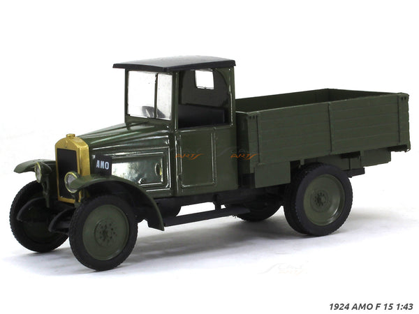 1924 AMO F 15 1:43 diecast Scale Model Car