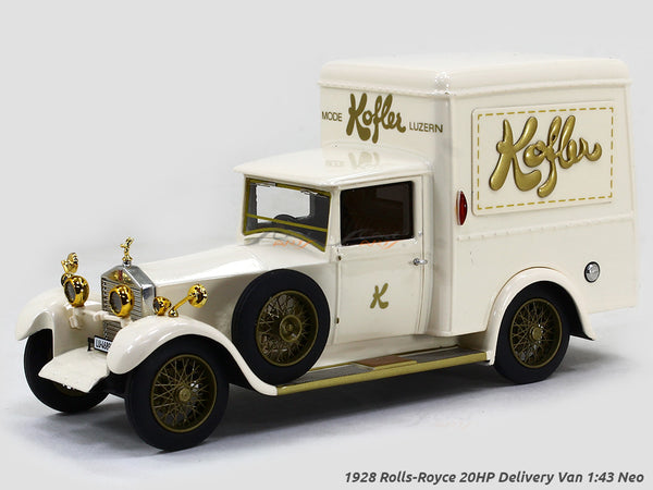 1928 Rolls-Royce 20HP Delivery Van 1:43 Neo Scale Model Car