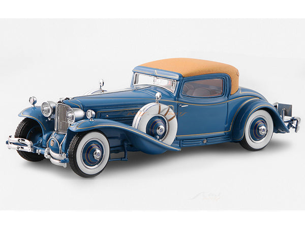 Prebook : 1929 Cord L-29 Coupe by Hayes for Count Alexis de Sakhnoffsky Chassis 2927005 1:43 Esval models scale car