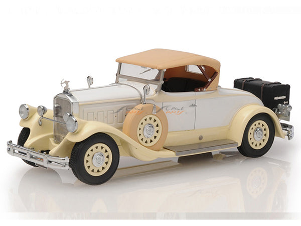 Prebook : 1930 Pierce Arrow Model B Roadster Top Up 1:43 Esval models scale car