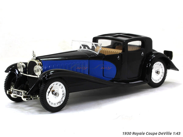 1930 Royale Coupe DeVille 1:43 diecast scale model car
