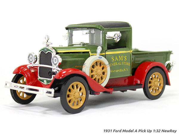 1931 Ford Model A Pickup truck 1:32 NewRay diecast scale model car