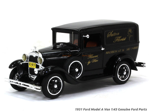 1931 Ford Model A Van 1:43 Genuine Ford Parts diecast Scale Model Car
