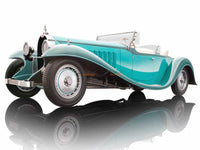 1932 Bugatti Roadster Esders 1:18 Bauer diecast Scale Model Car