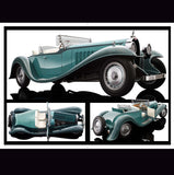 1932 Bugatti Roadster Esders 1:18 Bauer diecast Scale Model Car (PreBook)