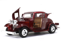 1932 Ford Coupe 1:24 Motormax diecast scale model car