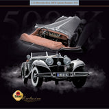 1934 Mercedes-Benz 500K Spezial Roadster 1:12 Bauer diecast Scale Model Car (PreBook)