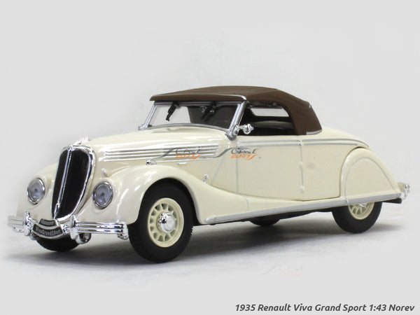 1935 Renault Viva Grand Sport 1:43 Norev diecast Scale Model Car