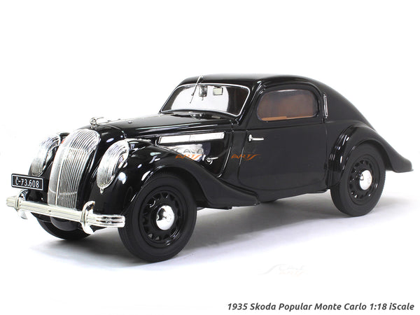 1935 Skoda Popular Monte Carlo 1:18 iScale diecast scale model car