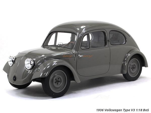 1936 Volkseagen Type V3 1:18 BoS scale model car