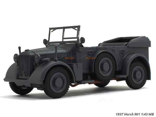 1937 Horch 901 1:43 Whitebox diecast Scale Model Car