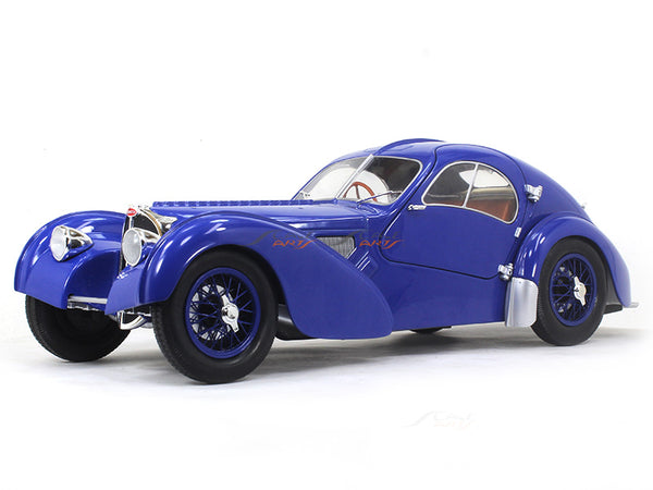 1938 Bugatti Type 57 SC 1:18 Solido diecast Scale Model Car