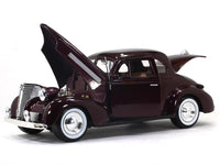 1939 Chevrolet Coupe 1:24 Motormax diecast scale model car