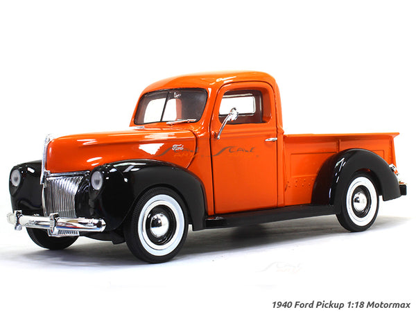 1940 Ford Pickup 1:18 Motormax diecast scale model car