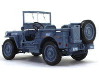 1941 Jeep Willys Navy 1:18 Auto World diecast scale model car