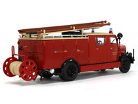 1941 Magirus-Deutz S 3000 SLG Fire engine 1:43 Road Signature Yatming diecast scale model truck