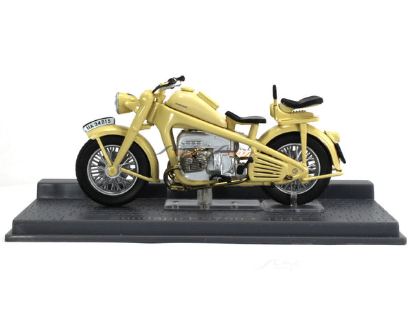 1941 Zundapp KS750 1:24 Atlas diecast Scale Model Bike