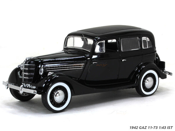 1942 GAZ 11-73 1:43 IST diecast Scale Model Car