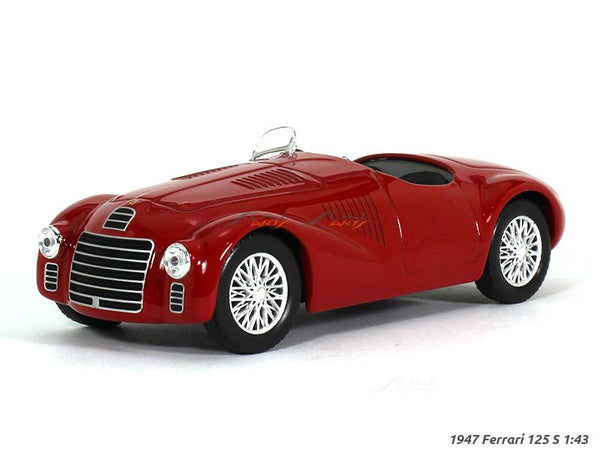 Ferrari 125 S 1:43 diecast Scale Model Car